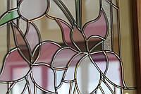 Купить заливной и пленочный витраж на стекле зеркале, любые изделия из стекла и зеркал