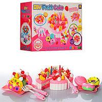 Игровой Набор посуды с продуктами Продукты сладости702-5