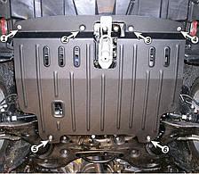 Защита двигателя Toyota Corolla E12 (2001-2006) Полигон-Авто