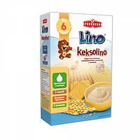 Молочная каша Lino Keksolino пшеничная с печеньем, 200 г