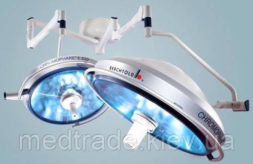Операционная лампа BERTHOLD CHROMOPHARE D530/650 Plus