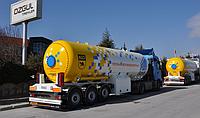 Автоцистерна OZGUL GAS TANKER SEMI TRAILER для перевозки газа