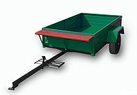 Прицеп усиленный откидной с тормозами АРА 1900Х1150 (жигулевская ступица) разборной