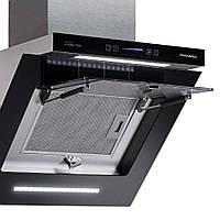 Вытяжка кухонная наклонная PYRAMIDA HEF 37 (600) AT