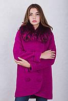 Зимнее женское пальто шерсть