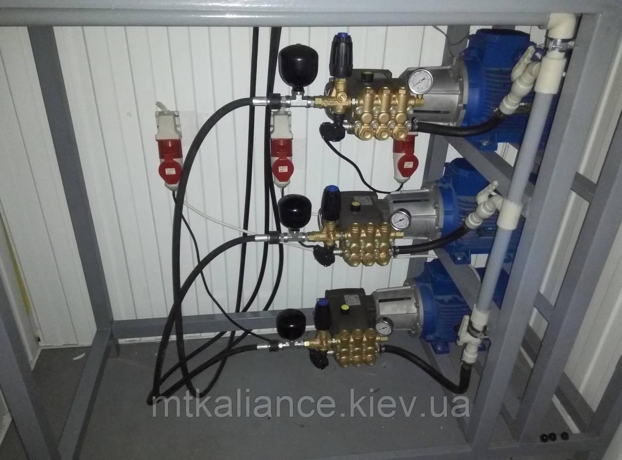 Аппарат высокого давления Alliance 21/20 Fool , 200 бар / 1260 л.ч.