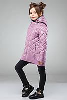 Легкая демисезонная куртка для девочек