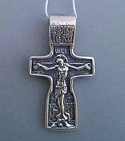 Серебряный крест православный Арт.БР-0045031