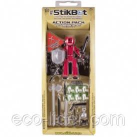 Фигурка для анимационного творчества STIKBOT S2 - WEAPON (1 экскл. фиг., аксессуары)