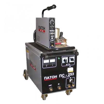 Сварочный полуавтомат классический ПАТОН  ПС-253.2 DC MIG/MAG, фото 2