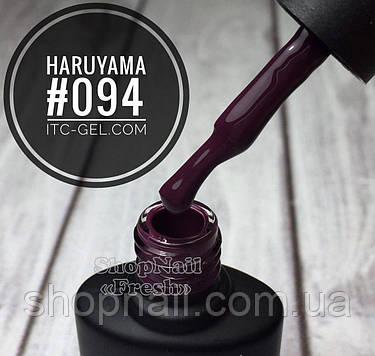Гель-лак Харуяма №094 - сиренево-сливовый, 8 мл, фото 2