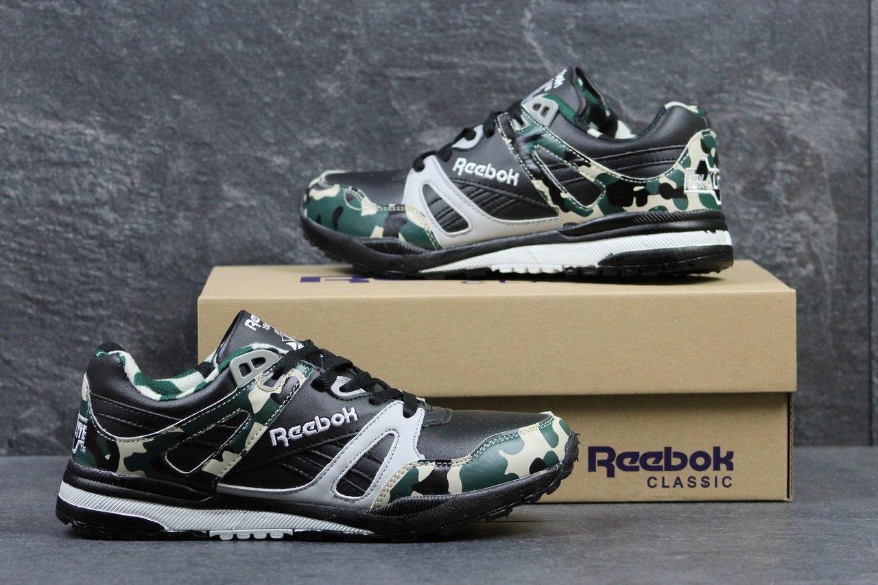 Мужские кроссовки Reebok Hexalite Military