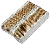 Ватные палочки деревянные 100 шт.