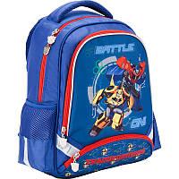 Рюкзак Kite Transformers TF17-517S школьный для мальчиков 38см х 29см х 13см