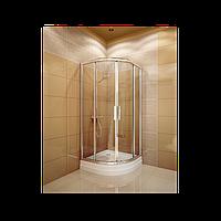 Душевая кабина полукруглая Koller Pool PXR2N/900 Brillant/Grap