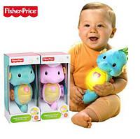 Мягкая игрушка-ночник Морской конек  Fisher-Price