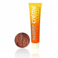 LABORATOIRE DUCASTEL Стойкая крем-краска для волос - Ducastel Subtil creme 60 мл 6-64 - тёмный блондин красный