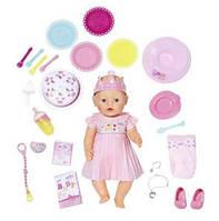 Кукла Baby Born День рождения новинка 2017 года 824054