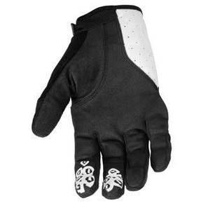 Перчатки 661 EVO GLOVE WHITE  длинный палец XXL (12) 2012, фото 2