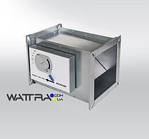 RPMC-K - регулятор расхода постоянного потока воздуха прямоугольный