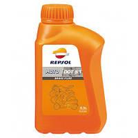 Тормозная жидкость Repsol Moto DOT 5.1 Brake Fluid (500мл)