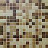 """Микс из стеклянной мозаики """"Манка"""" Eco-mosaic 2х2см MDA 546"""
