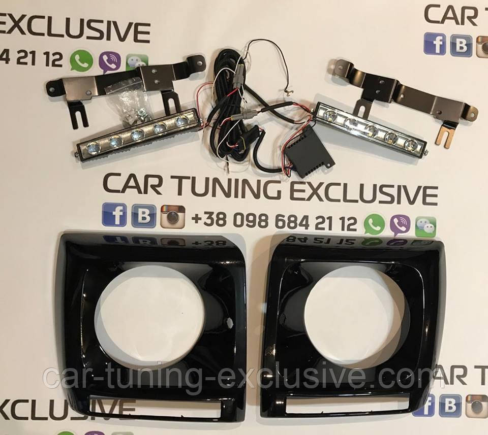 Covers headlight AMG LED for Mercedes G-class