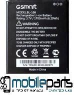 Оригинальный аккумулятор АКБ (Батарея) для Gigabyte GSmart M1 Maya | BL-166 | CRAFTMANN  1700 mAh