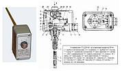 Устройство терморегулирующее дилатометрическое электрическое ТУДЭ-10М1