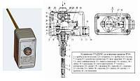Устройство терморегулирующее дилатометрическое электрическое ТУДЭ-1М1