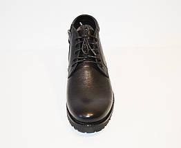 Ботинки мужские кожаные зимние Faber, фото 2