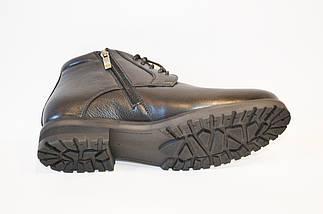 Ботинки мужские кожаные зимние Faber, фото 3
