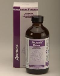 ДЕТОКС США Арго Ad Medicine (коллоидная фитоформула, очистка организма, для печени, желудка, кишечника)