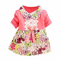 Красивое платье для малышки размер 80.