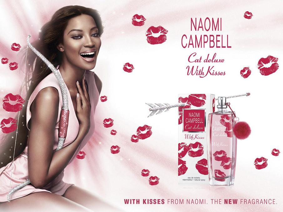Туалетная вода Naomi Campbell Cat Deluxe with Kisses (Наоми Кэмпбелл)