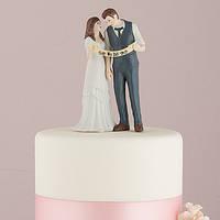"""Фигурка на свадебный торт """"Счастливы вместе"""""""