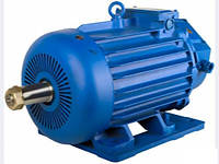 Крановый двигатель 4МТН 400S8 с фазным ротором 132 кВт 750 об