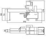 Упаковщик флоупак крекеров 100 шт/мин, фото 4