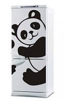 Виниловая наклейка на холодильник ( Панда) от 30х20 см