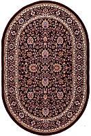 Ковер KERMAN 0800A C.red Oval