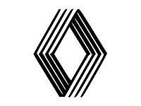 Виниловая наклейка на авто - логотип 2