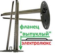 Нержавеющая Колба- фланец на бойлер Электролюкс (Elektrolux) объёмом до 100 литров