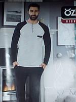 Комплект с брюками Oztas grey/black L
