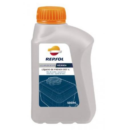Тормозная жидкость Repsol Liquido Frenos DOT 4 (500мл)