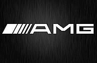 Виниловая наклейка  AMG AMG (от 2х10 см)