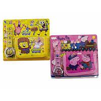 Часы и кошелек детские 929502/YD-002/0027