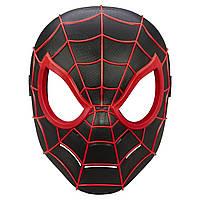 Маска Черного Человек Паук классическая, фото 1