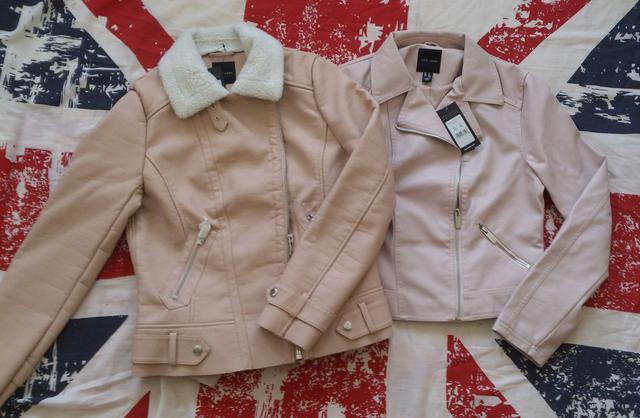 Косухи, байкерские куртки H&M Newlook ZARA ASOS Bershka