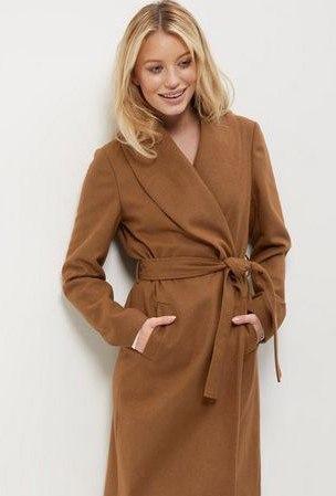 Пальто H&M ZARA Mango Bershka