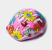 Шлем с регулировкой размера - DEFEND7 Pink
